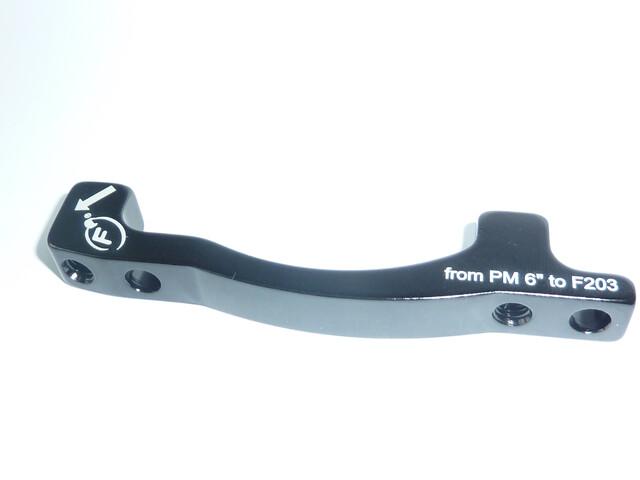 "Formula Adapter PM 7"" 203mm black"